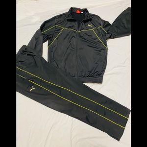 jogging suits/track suit/pants/jacket size large